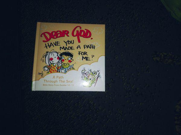 6 Dear God books