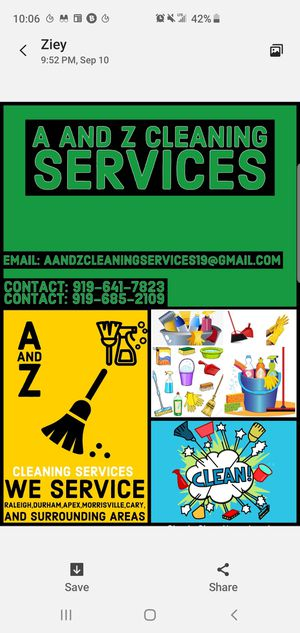 A&Z Cleaners for Sale in Durham, NC