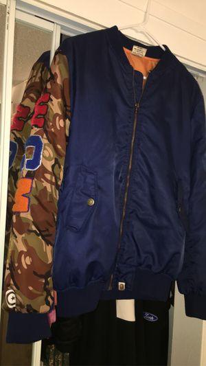 Bape jacket for Sale in Bakersfield, CA