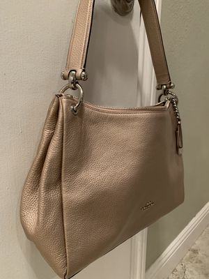 Blush Coach Handbag for Sale in San Jose, CA