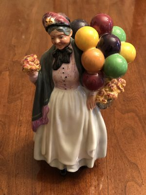 "Original Royal Doulton ""Biddy Penny Farthing"" Figurine HN 1843 for Sale in Vienna, VA"