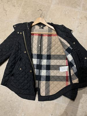Burberry Quilted Jacket for Sale in Seattle, WA
