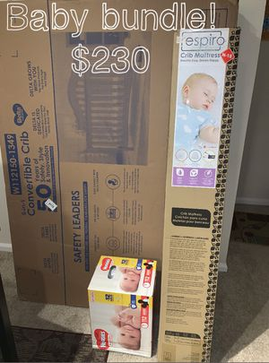 Baby bundle for Sale in Smyrna, GA