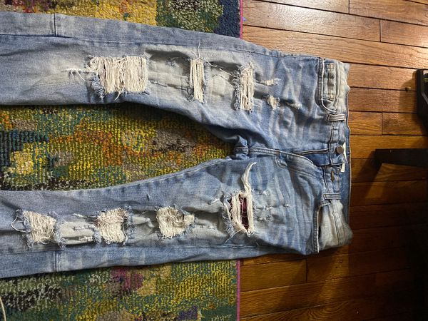 Golden Jeans! For Sale