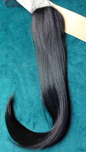 SYNTHETIC HAIR PIECE PONYTAIL /YAKI STRAIGHT 24 INCHES / BRAND NEW / NUEVO for Sale in Fullerton, CA