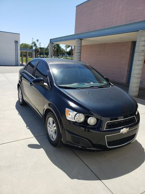 2012 Chevy Sonic LT Clean title. If you have any questions feel free to ask. Needs registration for Sale in Buena Park, CA