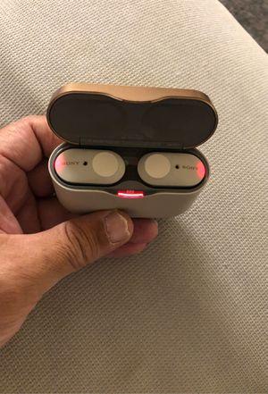 Sony WF-1000XM3 wireless Noise Cancelling In ear Headphone for Sale in Seattle, WA