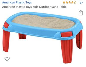 Kids Sand Table for Sale in Irvine, CA