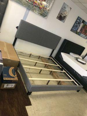 King bed frame for Sale in Fort Lauderdale, FL