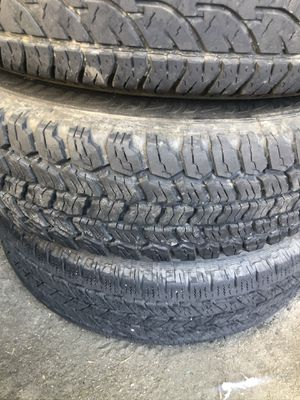 Ford F-350 Dually wheels like new for Sale in San Leandro, CA