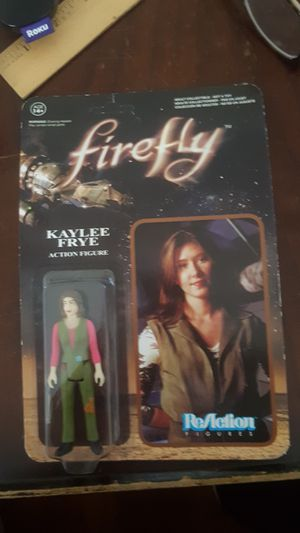 firefly action figure KAYLEE FRYE for Sale in Chino Hills, CA