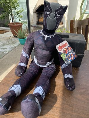 Black Panther Plush Toy for Sale in San Diego, CA