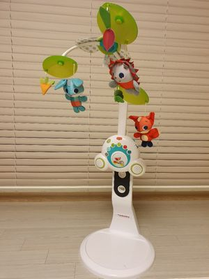 Tiny love mobile with stand for Sale in Charlottesville, VA