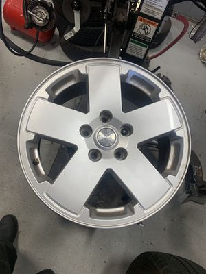 OEM JEEP WRANGLER WHEEL 18s for Sale in Alexandria, VA