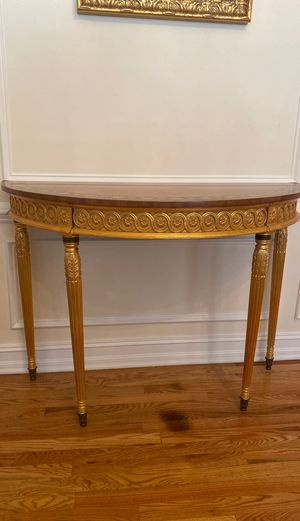 Jonathan Charles Fine Furniture, console table for Sale in Cumming, GA