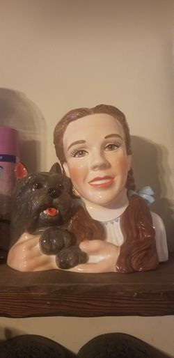 Dorothy cookie jar for Sale in Washington,  DC