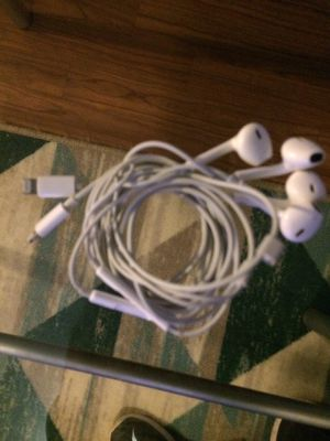 headphones by apple for Sale in Columbus, OH