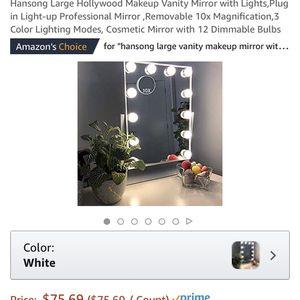 Makeup Vanity Mirror for Sale in Salem, OR