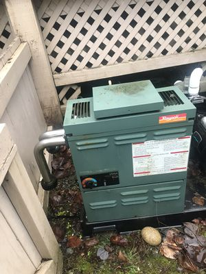 Hot tub heater and filters package for Sale in Bellevue, WA