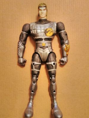 "VINTAGE COLLECTIBLE 1998 MYSTIC KNIGHTS OF TIR NA NOG ANGUS 8"" ACTION FIGURE. for Sale in El Mirage, AZ"
