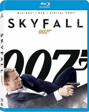 James Bond SKYFALL 007 Blu-Ray for Sale in Dana Point, CA