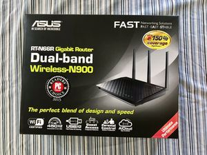 ASUS Wireless Router for Sale in Tampa, FL