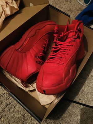 Retro Jordan gym red 12s for Sale in Beaverton, OR