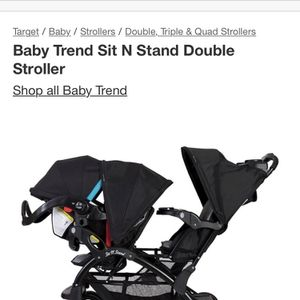 Double Stroller for Sale in Pickens, SC