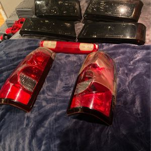 Chevy Head Lights Tail Lights 3rd Brake Light for Sale in Federal Way, WA