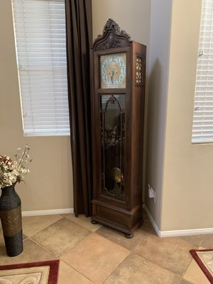 Antique Grandfather Clock for Sale in Fontana, CA