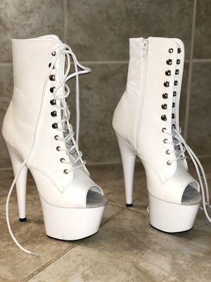 Lace up stilettos size 6 for Sale in Miami, FL