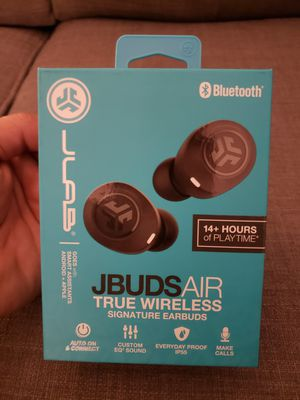 JLAB Jbuds Air Wireless Earbuds for Sale in Des Plaines, IL