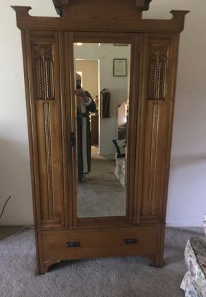 Armoire antique furniture for Sale in Fort Worth, TX