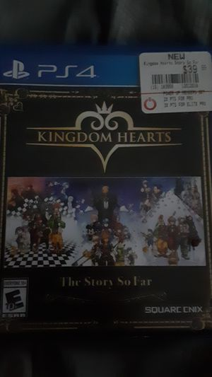 Kingdom hearts complete collection for Sale in Lowell, MA