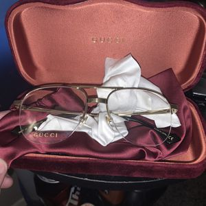 Gucci Glasses With Receipt for Sale in Chandler, AZ