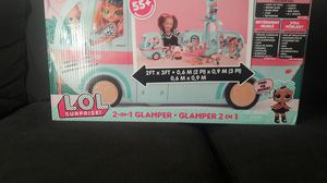 LOL Doll 2 in 1 Glamper for Sale in Orange, CA