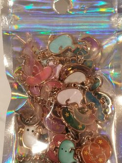 Spooky Resin Charms For Jewelry making for Sale in Costa Mesa,  CA