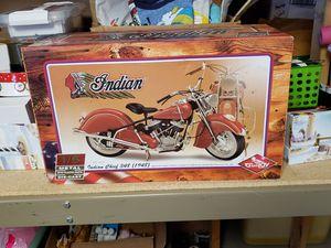 Indian Chief 348 (1948) Die-Cast Metal Model 1/6 for Sale in Cheyenne, WY