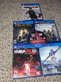 PS4 Games for Sale in Alexandria,  VA
