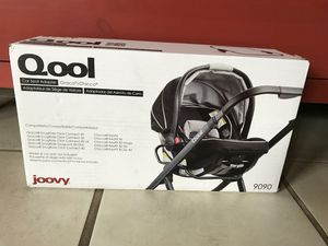 JOOVY Qool Car Seat Adapter for Graco/Chicco ADAPTER ONLY - READ for Sale in West Palm Beach, FL