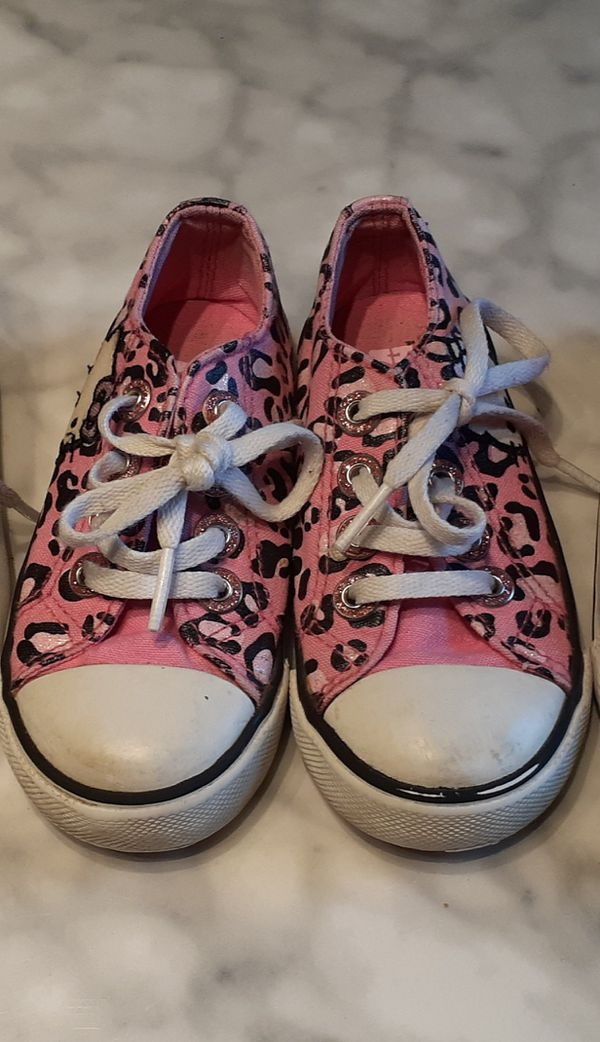 Toddler Girls Hello Kitty Shoes Size 8