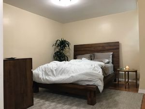 Solid wood bedroom furniture, high quality modern for Sale in Oakland, CA