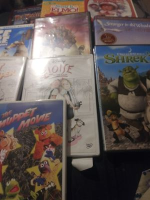 Variety of children's DVDs 10 DVDs for Sale in Yardley, PA