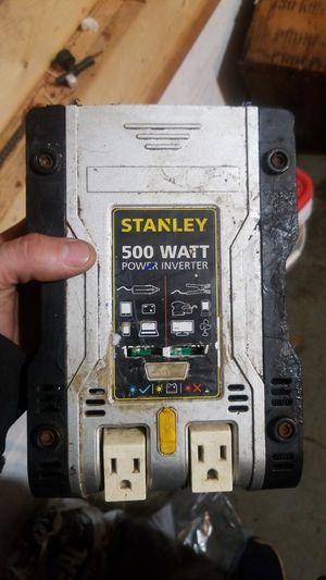 500 watt power inverter fully funtional for Sale in Shoreview, MN