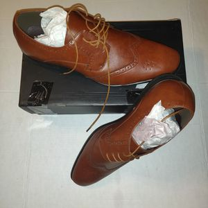 Bravo! Men Dress Shoe King Classic Oxford with Leather Lining - size 18 for Sale in Las Vegas, NV
