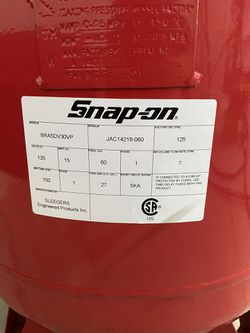 Snap On Air Compressor 30gallon for Sale in Columbia,  PA