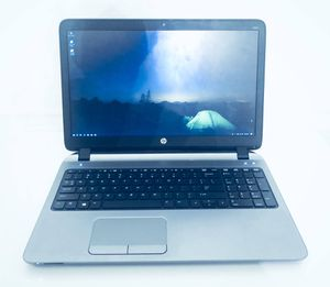 Hp 15 laptop, core i3, 8gb ram, 500gb hd, hdmi, win10, office16 for Sale in Plano, TX