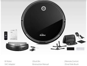 Robot kealive vacuum cleaner for Sale in Covina, CA