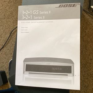 BOSE surround sound speakers and subwoofer for Sale in Austin, TX