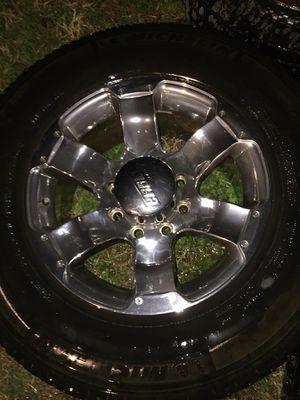18in chevy 8 lug rims for Sale in Wichita, KS